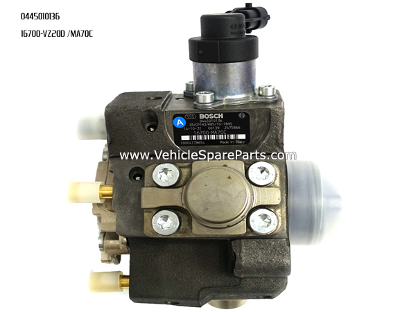0445010136,16700-VZ20D,Genuine Nissan New Diesel Pump For ZD30 Y61,16700-MA70C