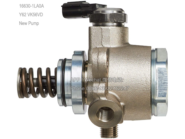 16630-1LA0A,New Fuel Pump For VK56VD Nissan Y62