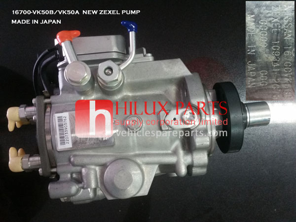 16700-VK50B,Brand New Nissan D22 YD25 Diesel Injection Pump,16700-VK50A