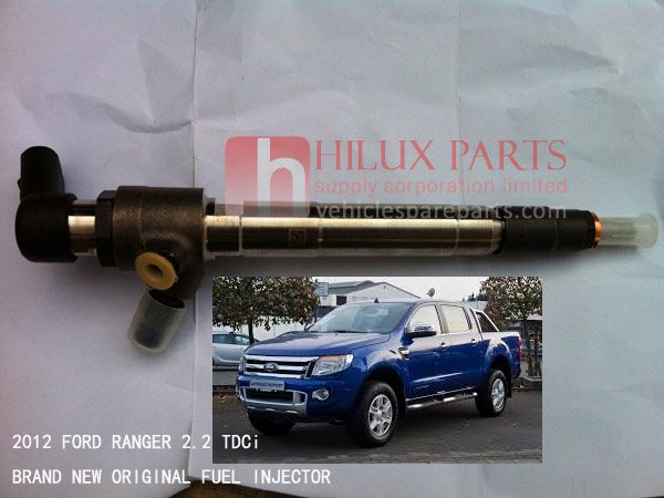 2012 Ford Ranger Injector