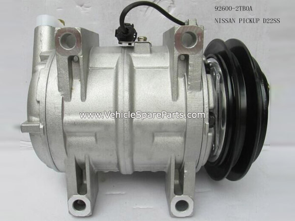 92600-2TB0A,Nissan AC Compressor For NP300 D22SS YD25,926002TB0A