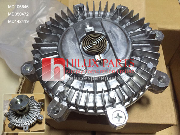 MD106546,Best Mitsubishi Fan Cooling Clutch For Pajero 6G72 Delica 4D56,MD142419,MD050472