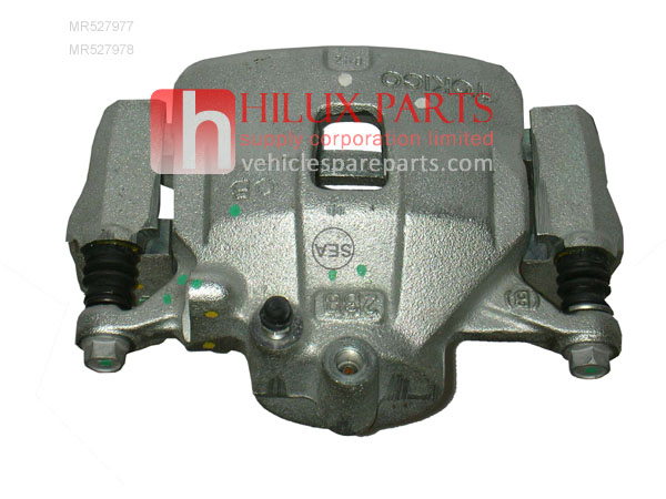 MR527977, Mitubishi L200 Front Brake Caliper,MR527978