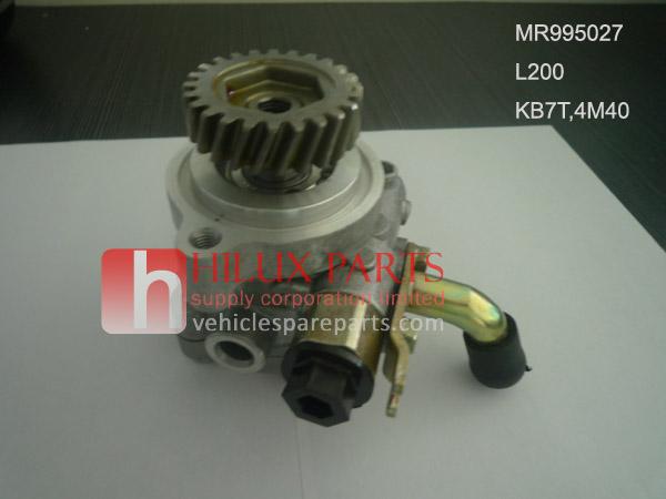 MR995027,Mitsubishi 4M40 L200 Power Steering Pump
