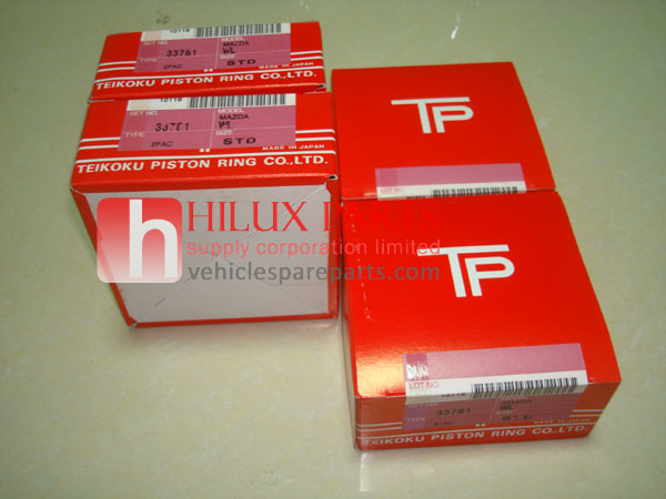 Mazda WL Piston Ring TP